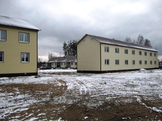 Новый микрорайон поселка Черемушский