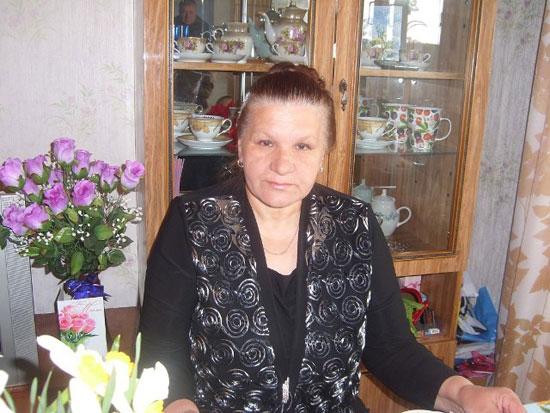 Людмила Шамордановна Лапшина
