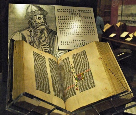 «Библия» - книга книг
