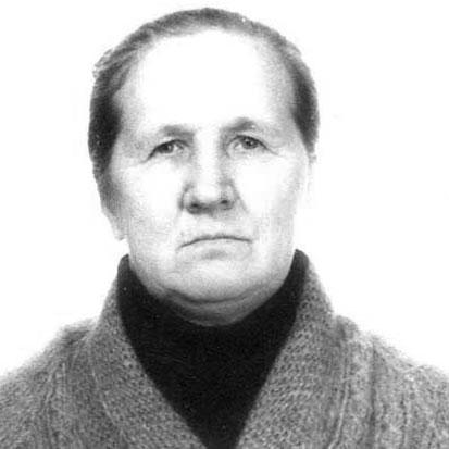 Мой собеседник Евгения Михайловна Кокоулина