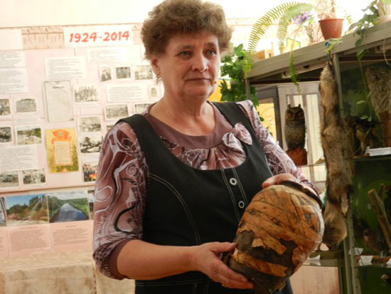 Тамара Алексеевна Нагибина