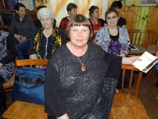 Татьяна Суханина