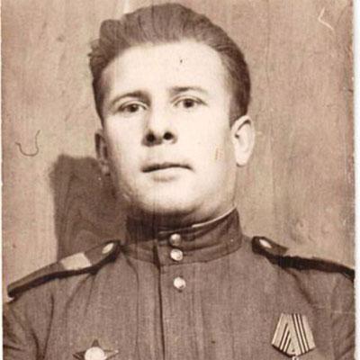 Захаров Яков Николаевич