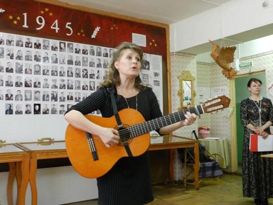 Оксана Трубина