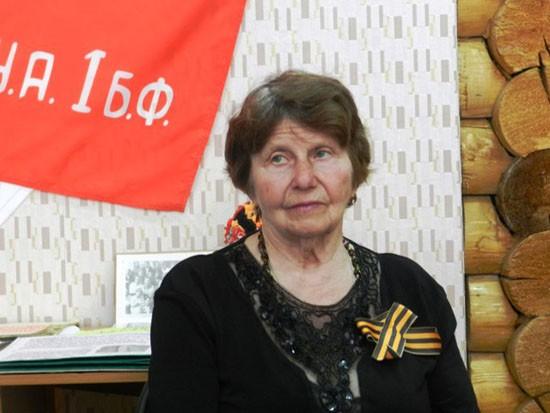 Антонина Прокопьевна Копосова