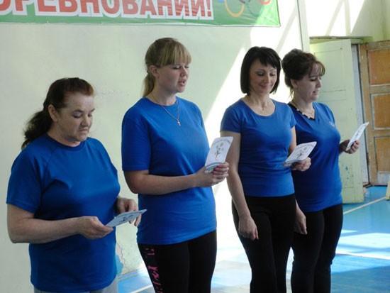 """Команда коррекционной школы """"Великолепная четверка"""""""