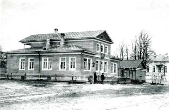 Здание Никольской земской управы
