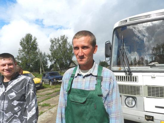 Вот он – мастер-строитель Алексей Николаевич Кокоулин