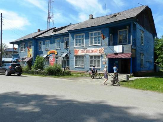 Дом И.М.Рудакова в Опарино – магазин «Савва»