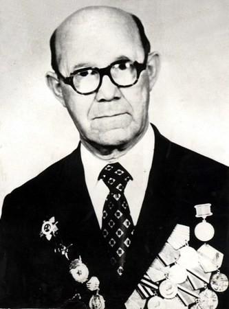 Почетный гражданин поселка Опарино Василий Григорьевич Матвеев