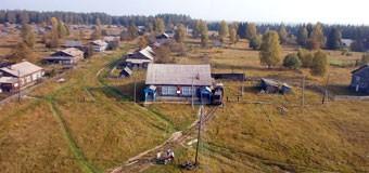 Поселок Чурсья