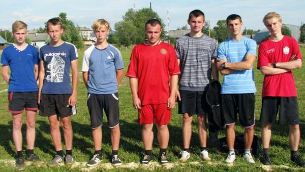 Команда «Спортинг»