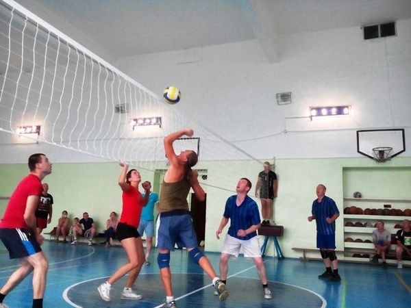 Турнир по волейболу