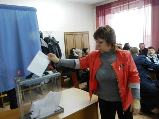 Голосует депутат И.Н. Котельникова