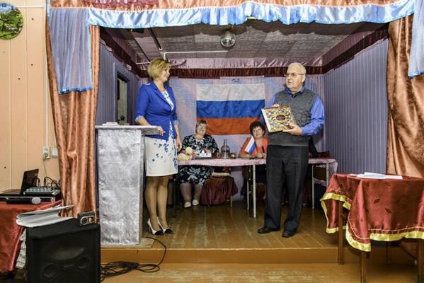 Поздравление от Н.Н. Шкаредного