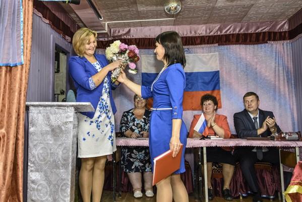 Поздравление от Анны Бушуевой