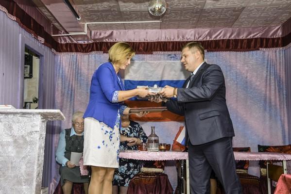 Поздравление от А.Д. Макарова