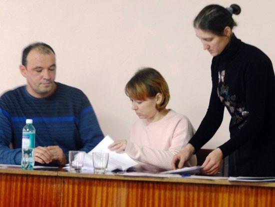 Работает счетная комиссия