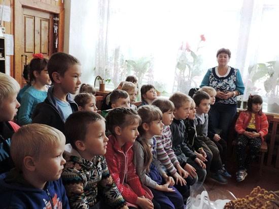 Встреча с Еленой Алексеевной Шиховой