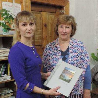 Валентина Владимировна Репинская