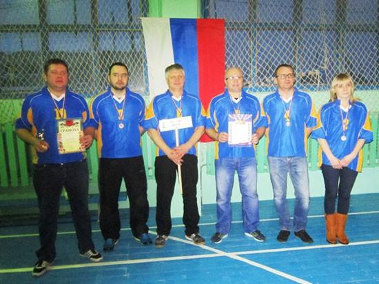 Турнир по волейболу среди муниципальных служащих