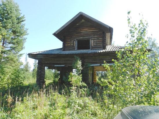 Краеведческий музей поселка Опарино