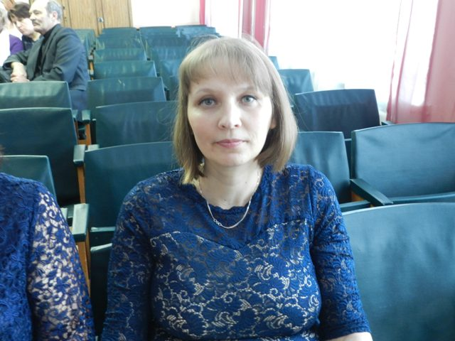 Светлана Владимировна Кокоулина