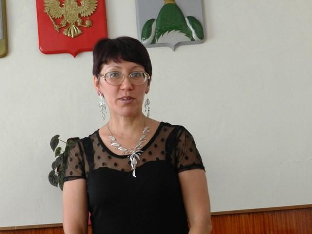 Галина Александровна Дербенева