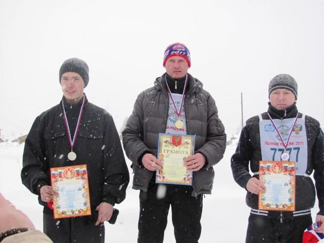 Лыжня России в Опарино