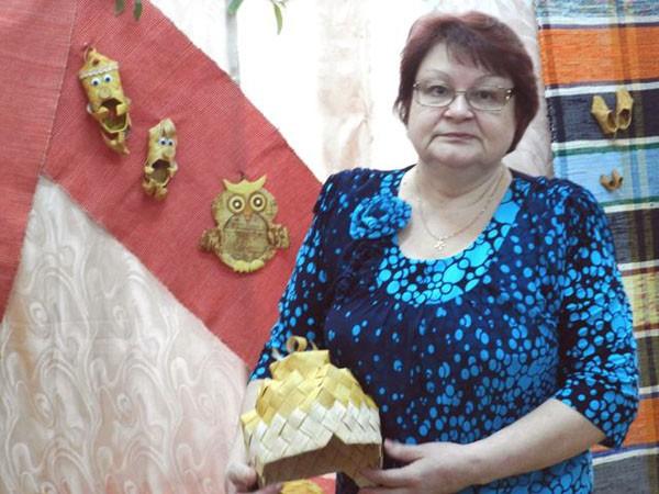 Вера Ильинична Захарова