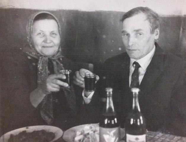 В гостях у Дины Феодосьевны