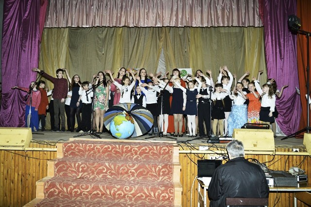 Фестиваль экологической песни
