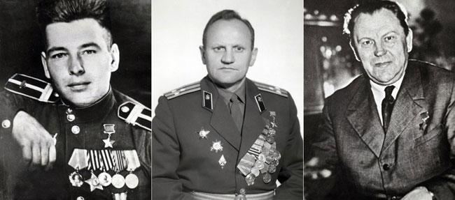 Герои Советского Союза из Опаринского района
