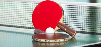 По настольному теннису