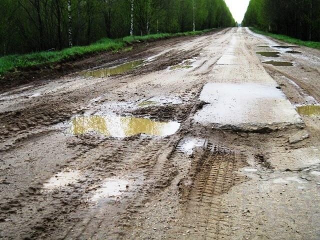 Дорога Стрельская – Шадрино