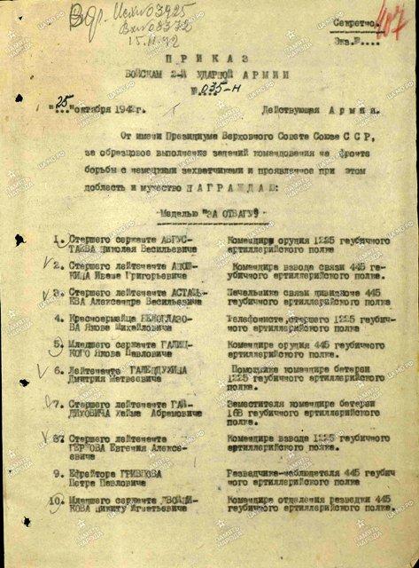 Анатолий Федорович Овчаренко