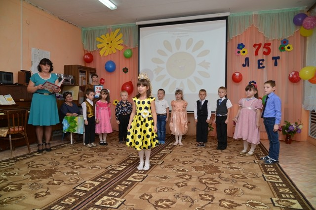 День воспитателя и всех дошкольных работников