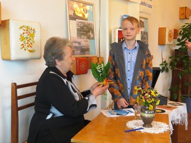 Встреча с Татьяной Тунгусовой
