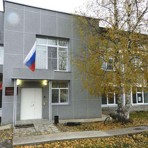 Новое здание суда по ул. Первомайская, 20