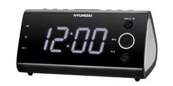 Радио-будильник Hyundai