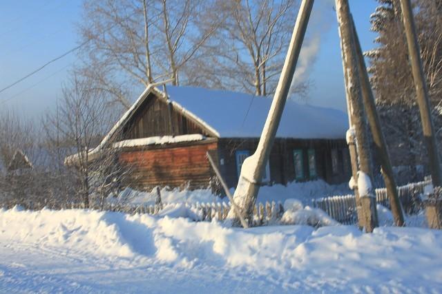Испытание снегопадами