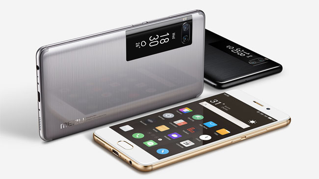 ТОП 5 смартфонов 2017 года