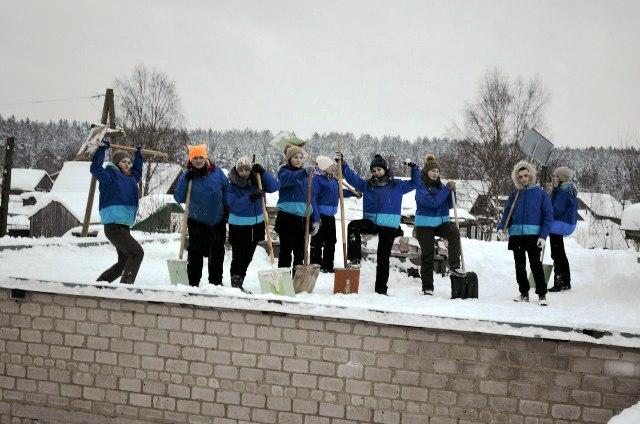 ОСД «Снежок» в Заре