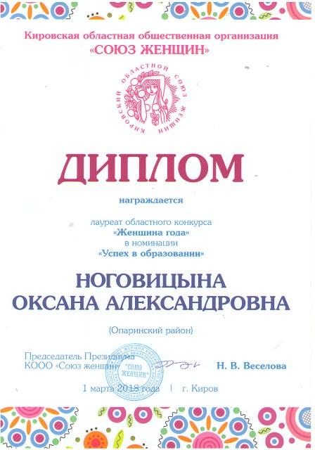 Из Кирова – с дипломами