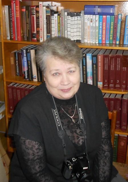 Татьяна Вениаминовна Тунгусова