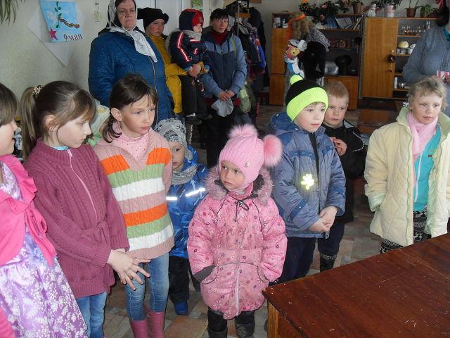 Библиосумерки  в Вазюке