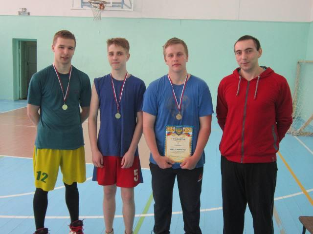 Первенство района по волейболу среди школьных команд