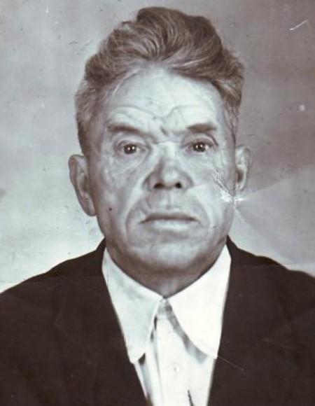 Михаил Степанович Быков