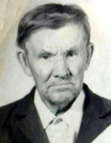Дмитрий Фёдорович Шабунин