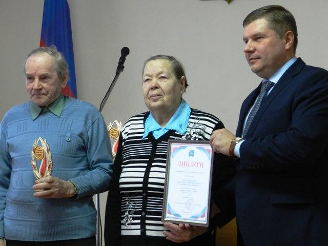 Александр Александрович и Мария Михайловна Котельниковы
